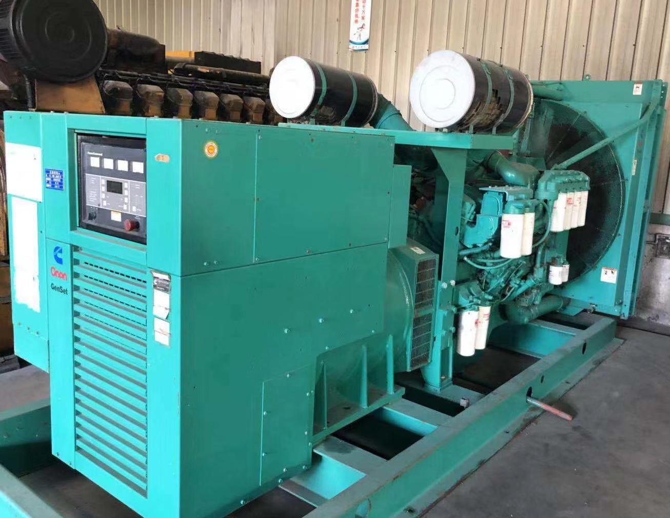 发电机组_燃气发电机组相关-广州市海持再生资源有限公司