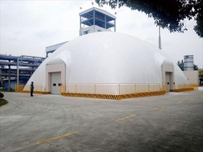 米勒膜材PTFE_更优异防水、防潮材料-江苏伟勃智能装配式充气膜结构有限公司