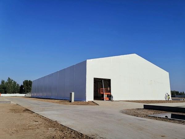 米乐膜材_米乐防水、防潮材料厂家-江苏伟勃智能装配式充气膜结构有限公司