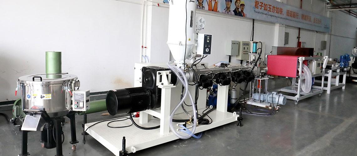 N95熔喷无纺布设备厂家_小型非织造布机械生产厂家-中山威时天实业有限公司