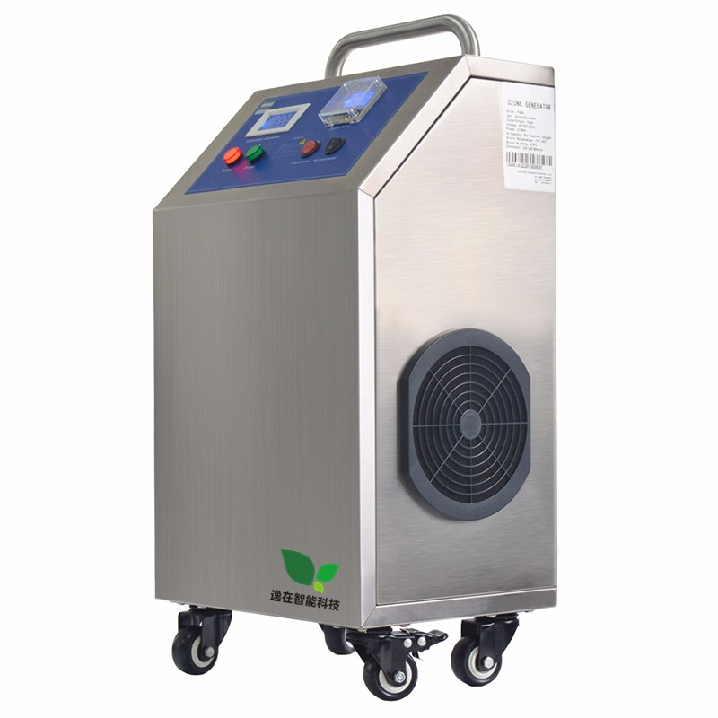 室内臭氧发生器 循环水除垢机器 广州逸在智能科技有限公司