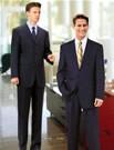 企业职业装定制_职业女裤套装相关-张家港市雅伯瑞服饰有限公司