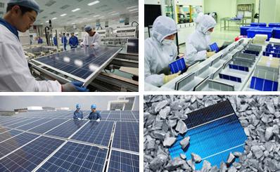 光伏组件厂家 四川太阳能光伏发电设备价格 无锡鑫琪新能源有限公司