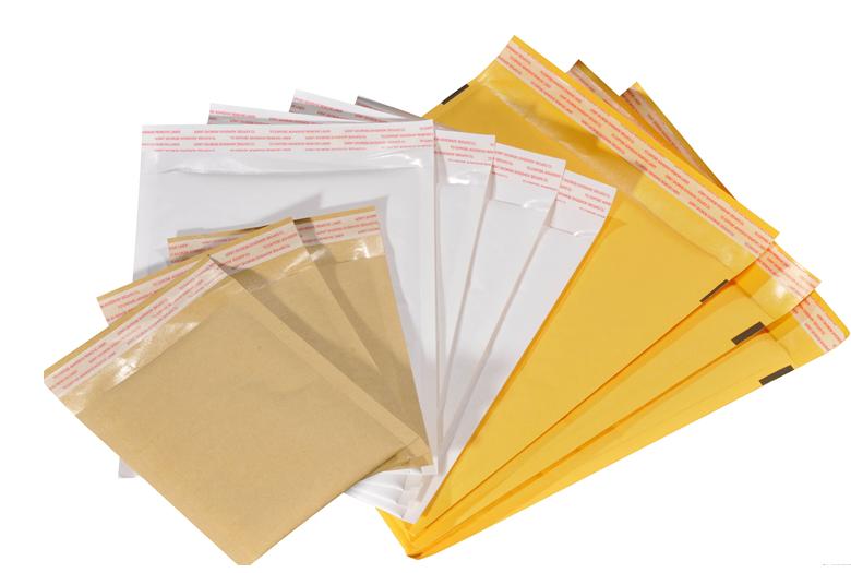 牛皮纸气泡袋制作 平口保温袋供应厂家 浙江戴美克包装制品有限公司