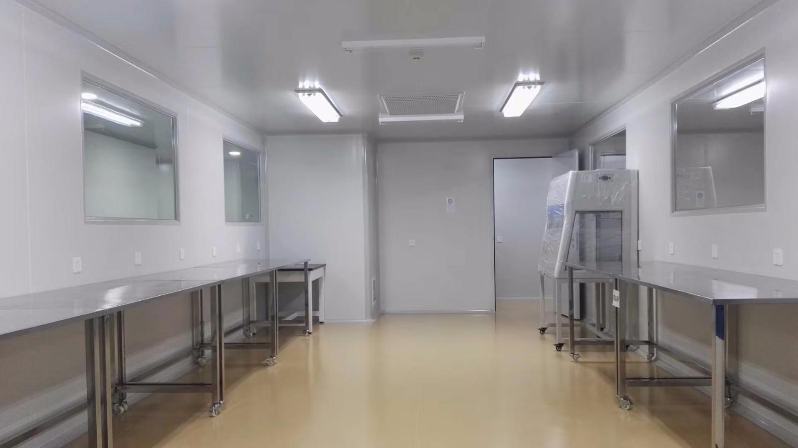 洁净厂房风淋室_叁叁企业网