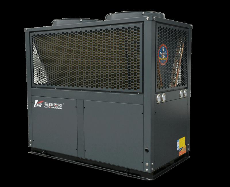 空气源热泵最低运行温度_智能高效换热机组_西安中盛节能科技有限公司