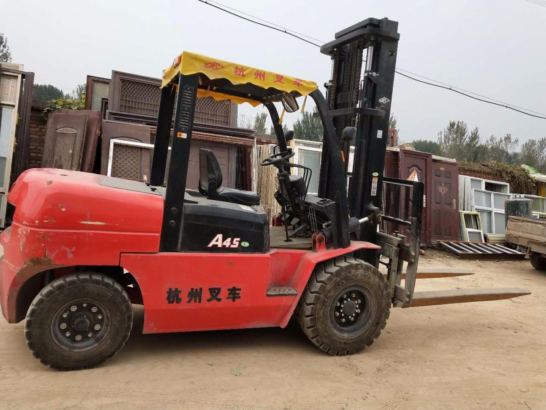 河南回收叉车 河南叉车回收中心 郑州市惠济区王飞机电商行