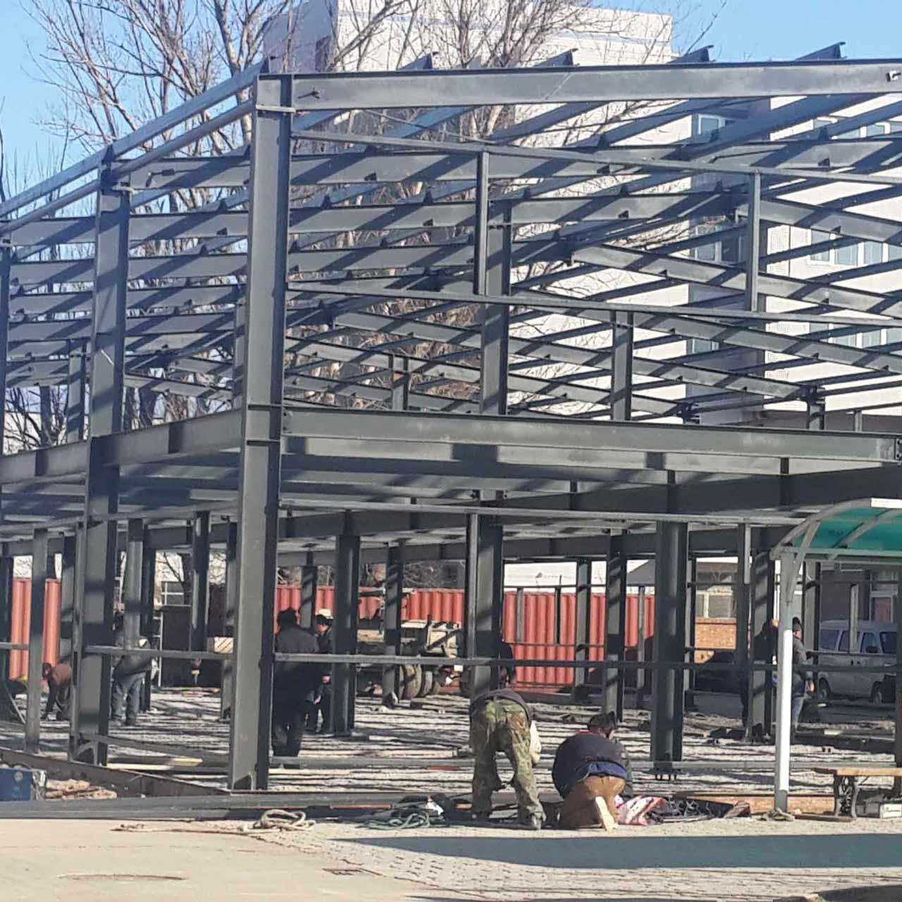 佛山钢结构工程报价_工程机械配件相关-佛山市鸿峰建设有限公司