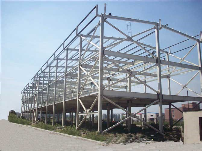 重庆钢结构安装 知名钢结构工程报价 重庆新潮钢结构工程有限公司