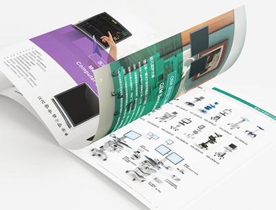 宣传册设计制作-专业logo设计公司-深圳市佰嘉奇品牌设计有限公司