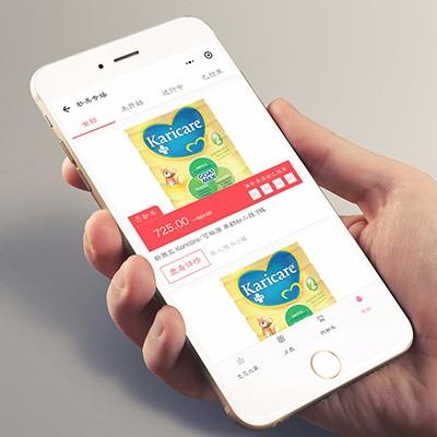 提供微信小程序商城定做 提供b2c电商网站开发 上海佳匠网络科技有限公司