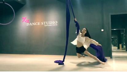 广州绸缎舞兴趣班-广州吊环舞教练班-广州星秀舞蹈艺术有限公司