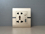 国际插座-智能二三插开关哪家好-广州名爵电器无限公司