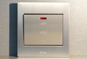 防水LED开关/联体墙壁开关哪家好/广州名爵电器有限公司