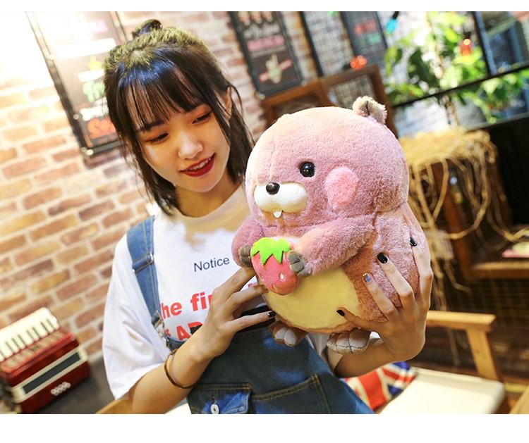 新年礼品批发_儿童毛绒娃娃价格-杭州卢周贸易有限公司