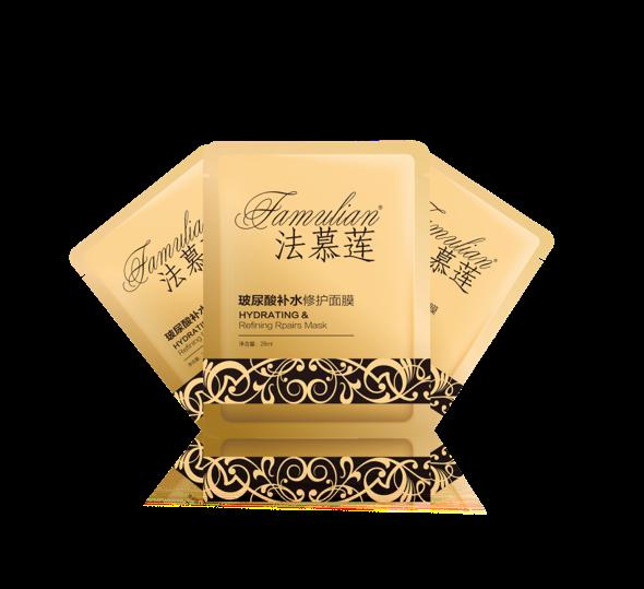 优质玻尿酸面膜代理 化装品公司 维丽雅(广州)生物科技无限公司