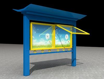 不锈钢宣传栏定制-高清液晶屏-北京忠为世缘科技发展有限公司