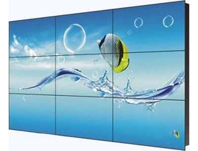 大屏幕拼接屏_超窄边其他广告、展览器材制作