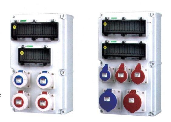 优质插座箱厂家 防水工业插座代理 乐清曼奈柯斯电器有限公司