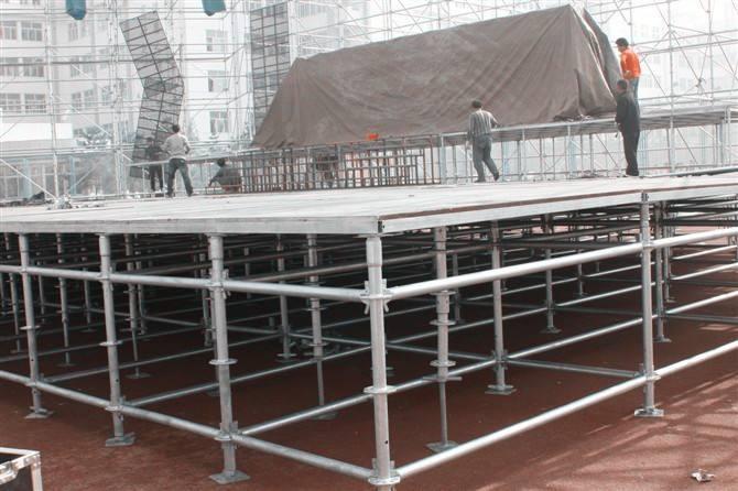 优质舞台生产厂家 哪里有圆管桁架厂家 霸州市康仙庄北方五金厂