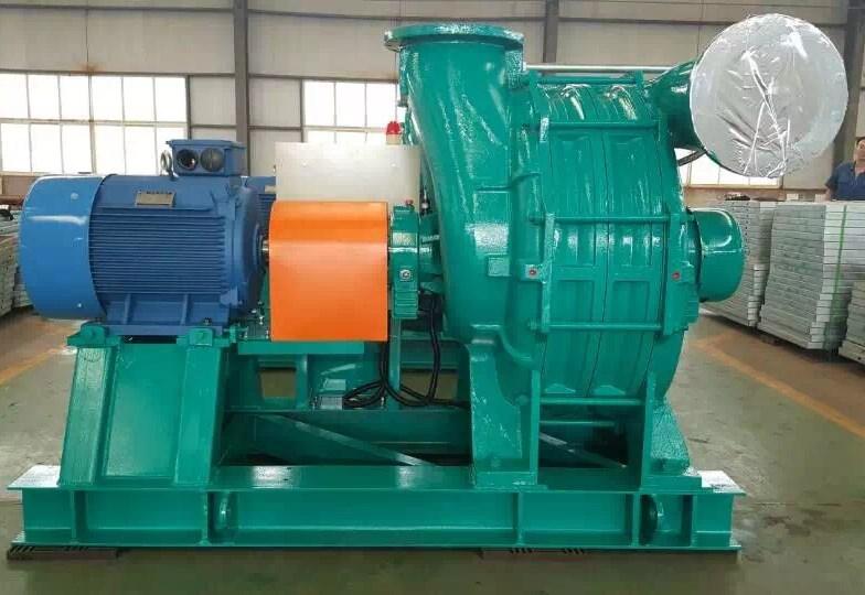污水处理多级离心风机_山东龙鼓重工机械有限公司