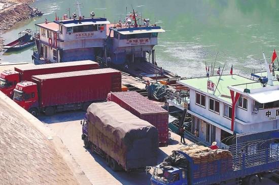 济南到青岛码头水平运输_专业的码头运输线路_专业的码头水平运输