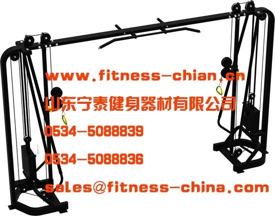 优质大飞鸟龙门架价格/国产健身器材/山东宁泰健身器材有限公司