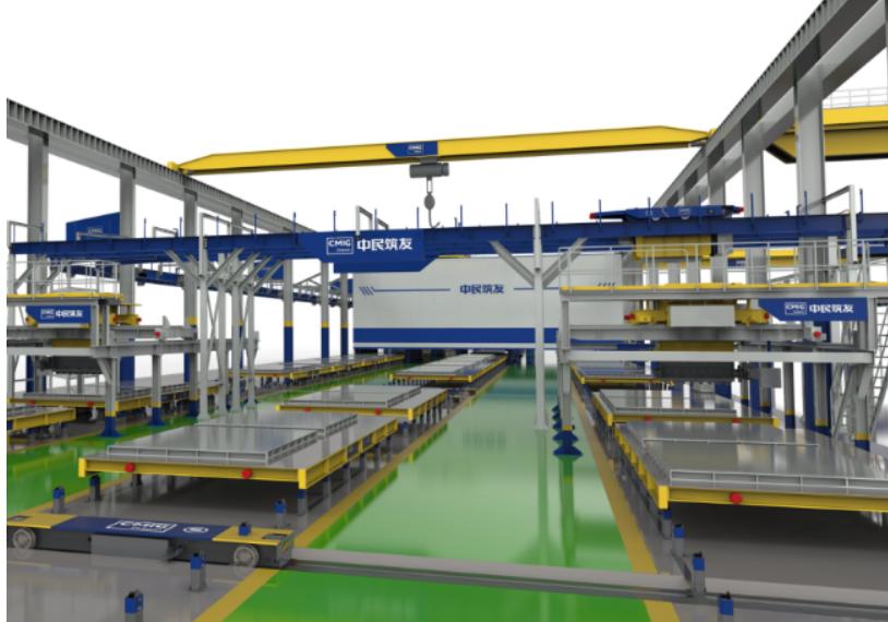 长沙PC生产线_装配式其他工程与建筑机械