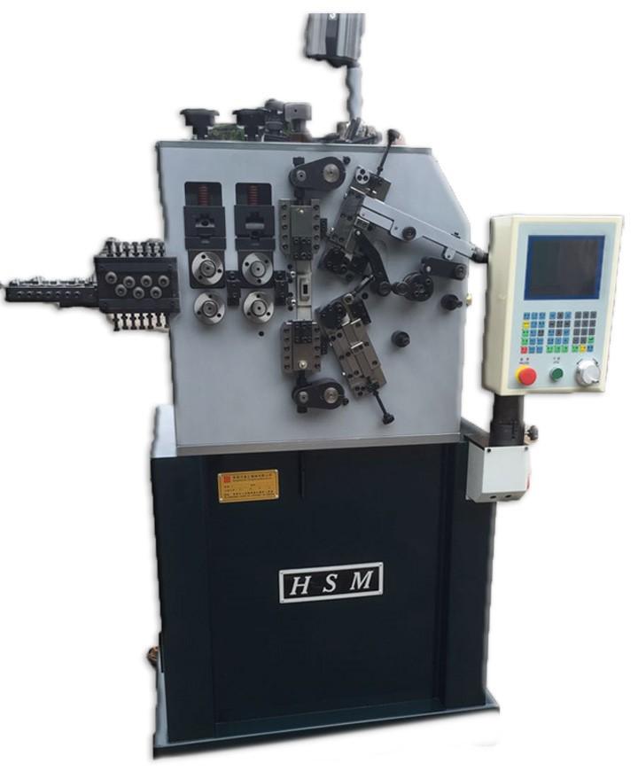 数控压簧机生产厂家/二手压簧机/电脑压簧机生产厂家