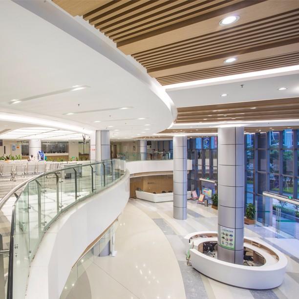 医美医院设计方案 高端医院软装设计参考 上海优信建设工程有限公司