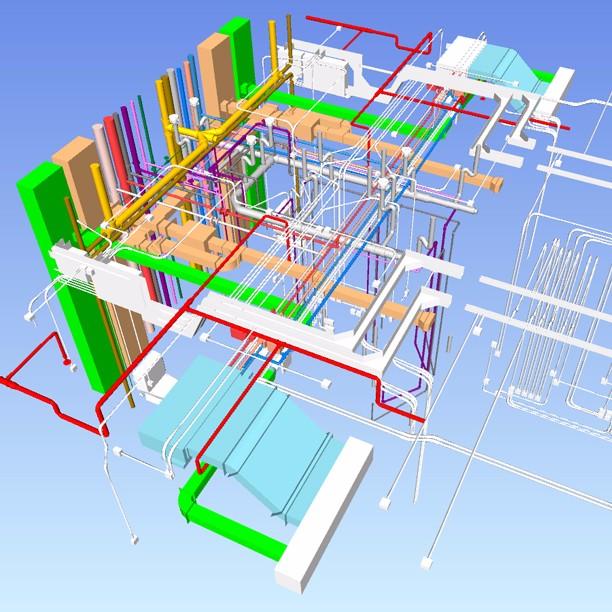 医院机电设计/专科医院室内规划效果图/上海优信建设工程有限公司