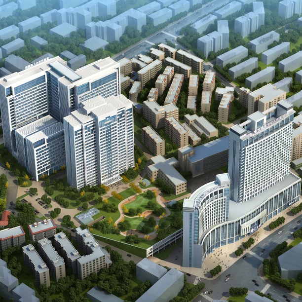 儿童医院规划设计参考/综合医院医疗流程规划/上海优信建设工程有限公司