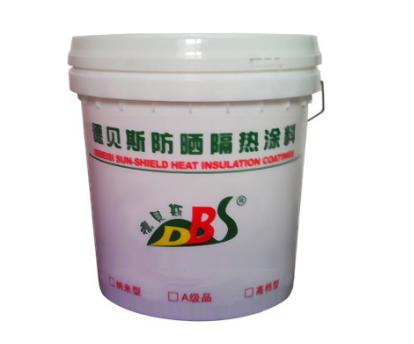 优质层面防水隔热涂料厂家专业定制 保温涂料 正宗铁皮瓦面防晒隔热涂料零售效劳商