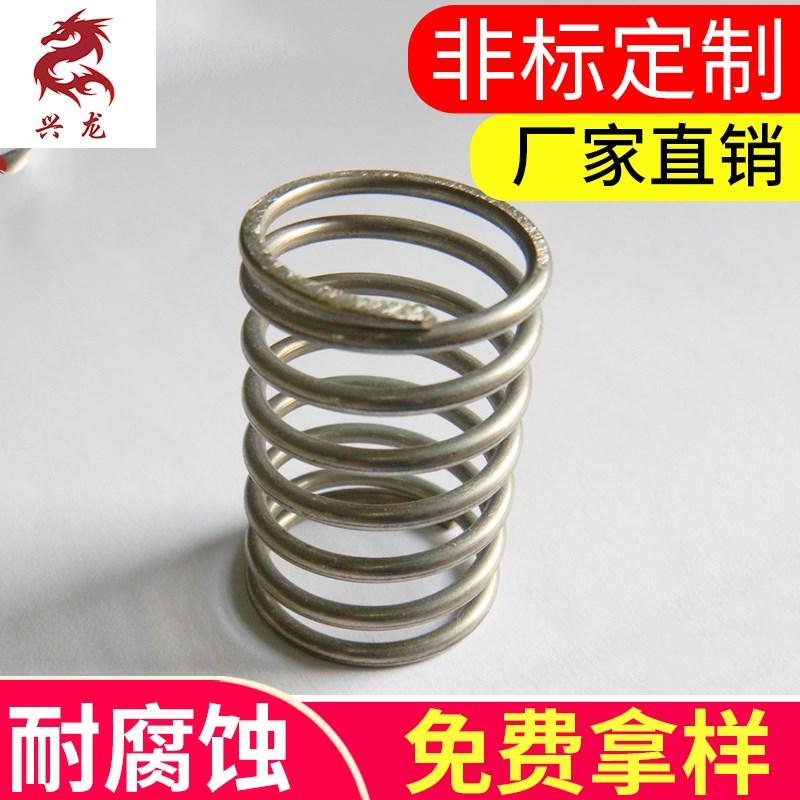 不锈钢弹簧厂-电器油封弹簧-天津兴龙弹簧制造无限公司