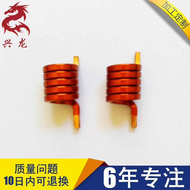 线圈定制 精细弹簧消费商 天津兴龙弹簧制造无限公司