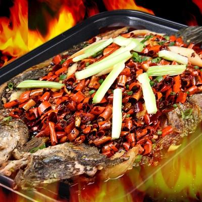 哪里有飲食投資項目招商 河南烤魚加盟 鄭州睿嘉餐飲管理有限公司